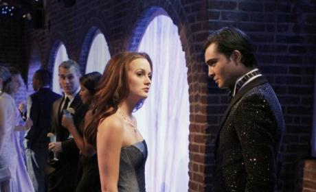 Blair and Chuck Looking Hot
