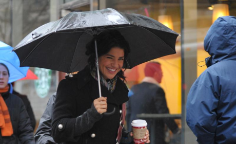 Gossip Girl Style Watch: Jessica Szohr's Bag