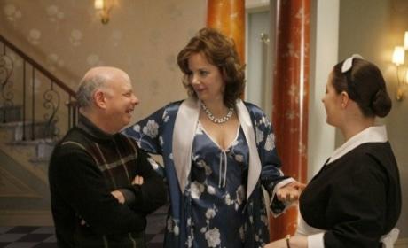Cyrus, Elanor, Dorota