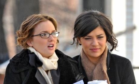 Jessica and Leighton