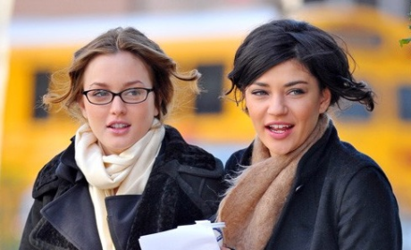 Leighton and Jessica