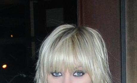 Hair She Is Again!