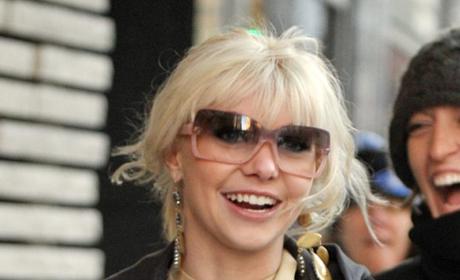 Taylor Laughs