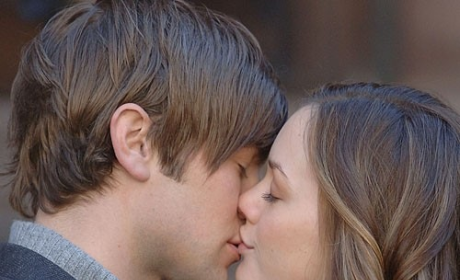 Nate and Blair: The Kiss Reloaded!