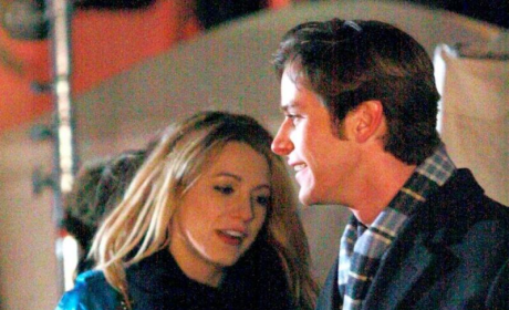 Gossip Girl Spoilers: Serena Kisses New Love