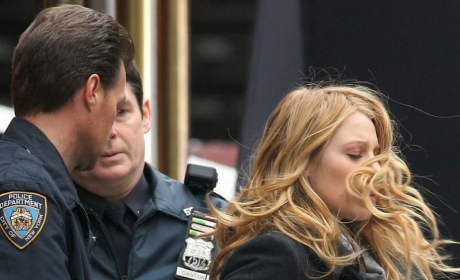 Gossip Girl Spoilers: Serena Arrested!