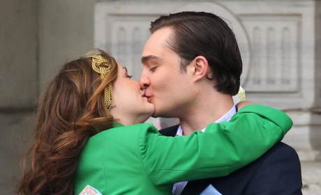 Gossip Girl Spoilers: Do Chuck and Blair Hook Up or What?!