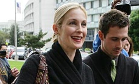Kelly Rutherford Trying to Stay Positive