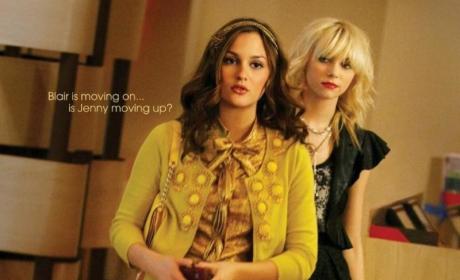 Gossip Girl Season Two Finale Poster