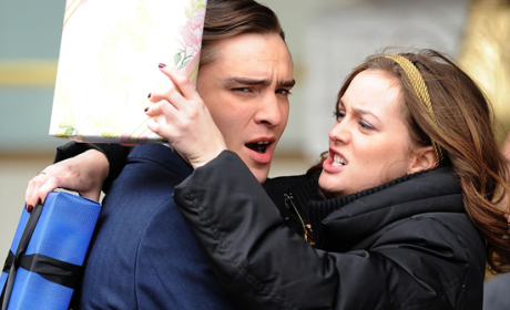 Gossip Girl Spoilers: About Time