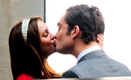 Hot Chair Kiss
