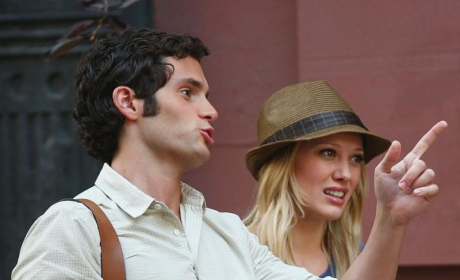 Gossip Girl Threesome Update: More Clues
