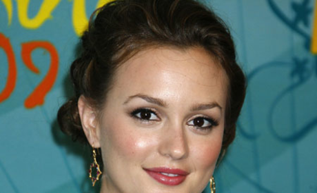Leighton Meester Takes Advice to Heart