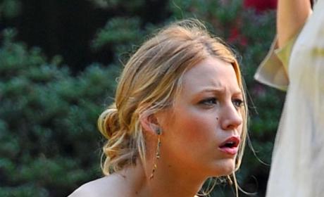 Shocked Blake