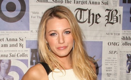 One Night, Two Pretty Dresses For Blake Lively