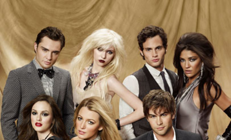 New Gossip Girl Cast Photo Unveiled