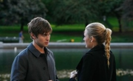 Gossip Girl Spoilers: Serena, Nate to Hit it