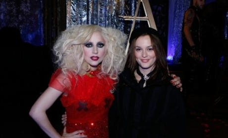 Blair and Lady Gaga!