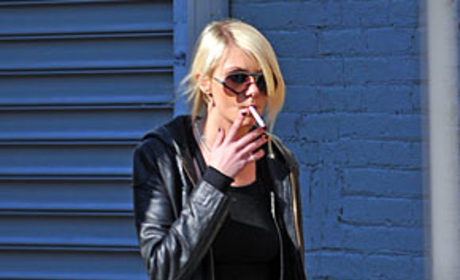 Taylor Momsen Smoking: A Bad Message?