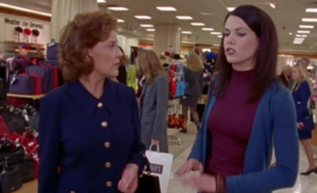 Lorelai and Emily Fight