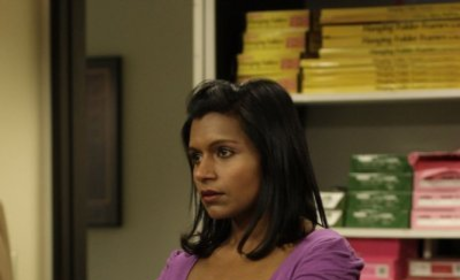 Mindy Kaling to Executive Produce The Office