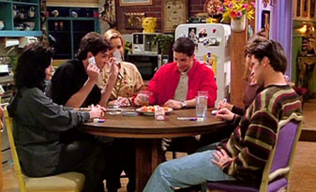 Friends Poker Game