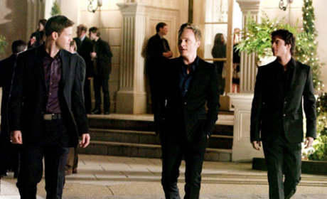 David Anders to Threaten Damon and Stefan on The Vampire Diaries
