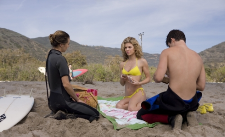 90210 Preview: Girl Fight! Girl Fight!