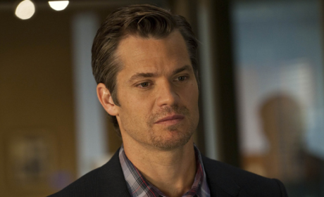Raylan Givens No Hat