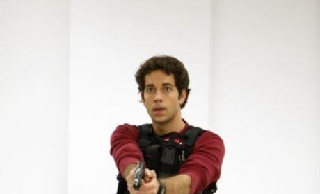 Agent Carmichael