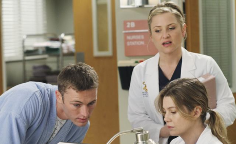 Grey's Anatomy Caption Contest 203