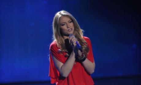 American Idol Elimination: Didi Benami
