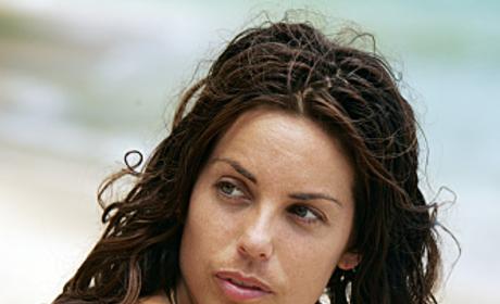 Danielle DiLorenzo On The Beach