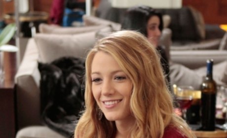A Smiling Serena
