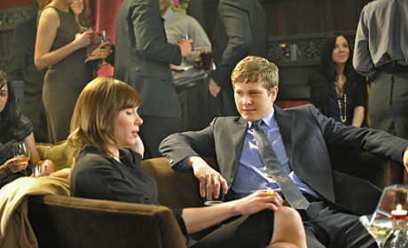 Matt Czuchry Teases Tension Between Cary and Alicia on The Good Wife