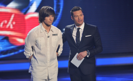 American Idol Exit Interview: Tim Urban