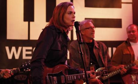 Brennan on Stage