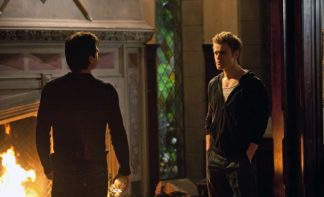 The Vampire Diaries Review: Father Feeding, Suicidal Stefan and More
