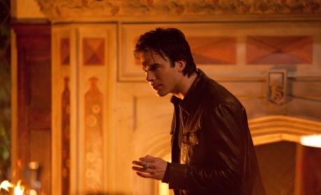 Damon, Getting Heated