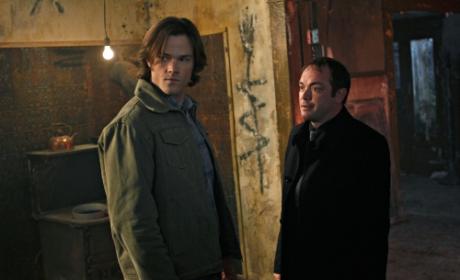 Mark Sheppard Returns to Supernatural: First Looks
