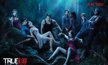 Released: True Blood Season Three Cast Photo