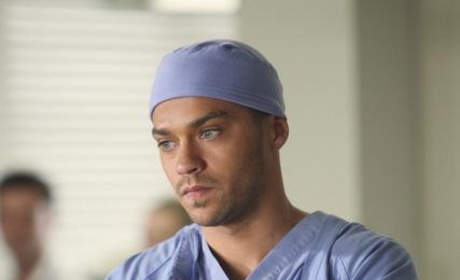 Jesse Williams Teases Season Eight of Grey's Anatomy