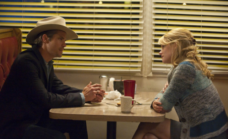 Raylan Talks to Ava