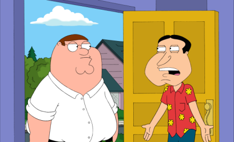 "Family Guy Review: ""Quagmire's Dad"""