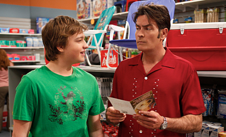 Charlie Sheen Confirms Return to Two and a Half Men