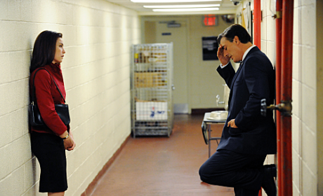 The Good Wife Season Finale Preview: Who Will Alicia Choose?