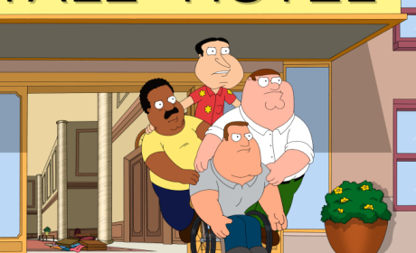 """Family Guy Review: """"The Splendid Source"""""""