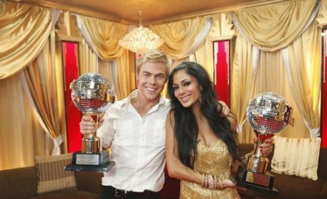 The Dancing with the Stars Winner is ...