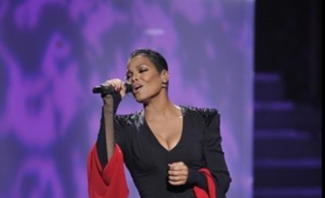 Janet Jackson on Idol