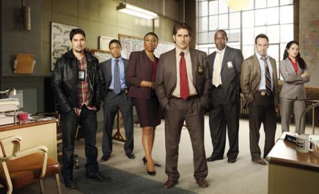 Detroit 1-8-7 Cast Photo